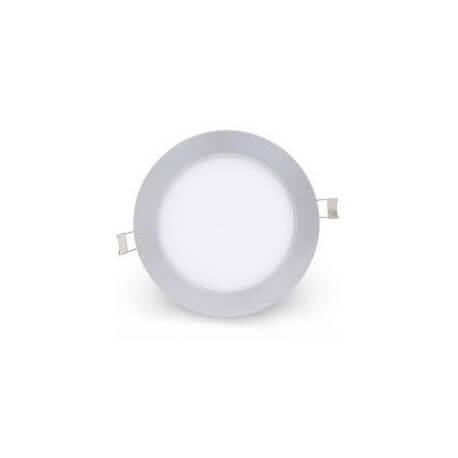 Panneau à led rond 18w blanc neutre 22,5 cm