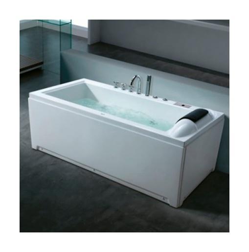 baignoire baln o eco de niza 161x86x61 cm comparer les. Black Bedroom Furniture Sets. Home Design Ideas
