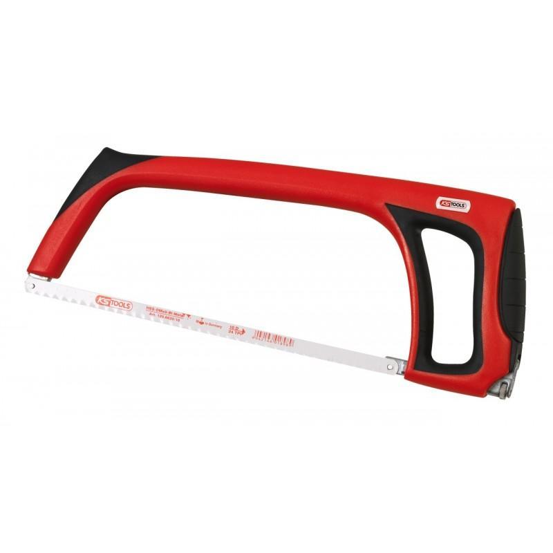 Ks tools 907.2112 monture de scie bi-matière 2 positions de lame 45° et 90°