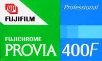FILM FUJI PROVIA 400F