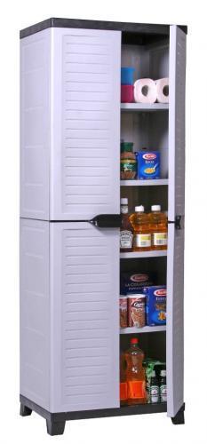 armoire garage r sine 1810x650x450mm en kit comparer les prix de armoire garage r sine. Black Bedroom Furniture Sets. Home Design Ideas