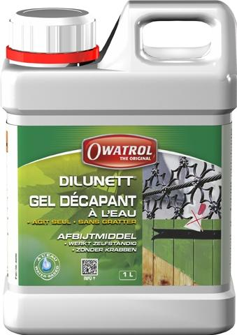 Gel décapant dilunett®