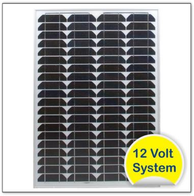 panneau solaire photovoltaique 40w 12v. Black Bedroom Furniture Sets. Home Design Ideas