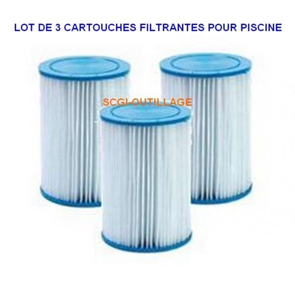 Filtres pour piscine ribimex achat vente de filtres for Cartouche filtrante pour piscine