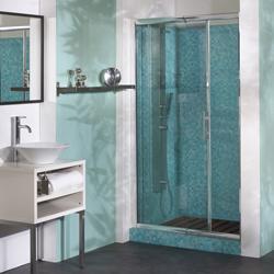Crans et parois de douches comparez les prix pour professionnels sur page 1 - Porte coulissante pour douche de 130 cm ...