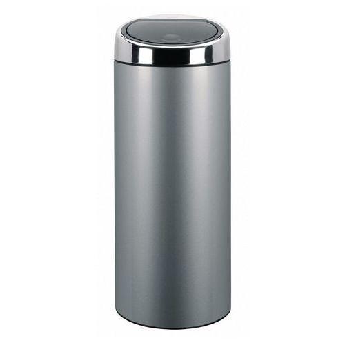 poubelle touch 30l brabantia comparer les prix de poubelle. Black Bedroom Furniture Sets. Home Design Ideas