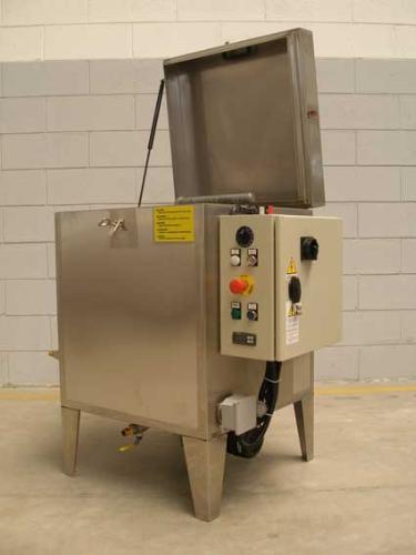Machine de lavage par aspersion