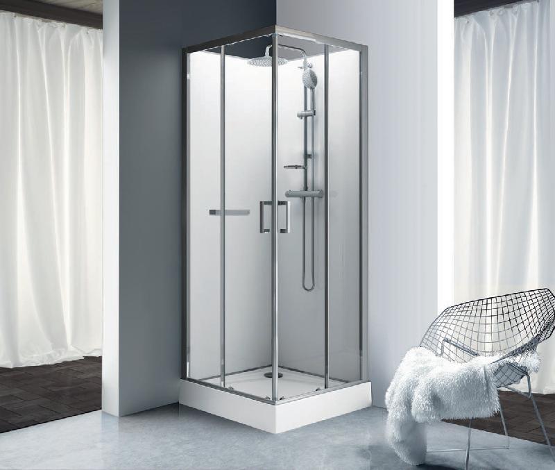 Cabines de douches tous les fournisseurs cabine de for Cabine de douche cedeo