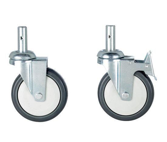Roulette pour chelle avec frein comparer les prix de - Roulette pour meuble avec frein ...