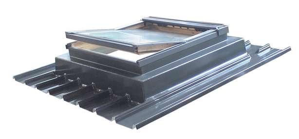 Fenetre de toit pour toiture plate images - Puit de lumiere toit plat ...