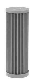 Filtre plissé inox l=178