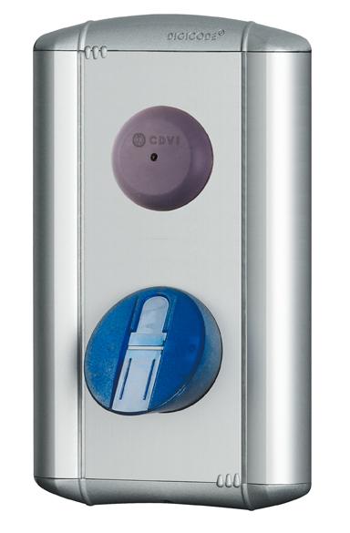 Lecteur biométrique double technologie - cabaprox