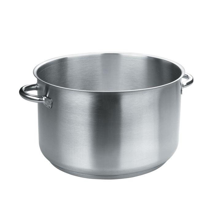MARMITE BRAISIÈRE - FAITOUT INDUCTION EN INOX 18/10 - Ø 28 CM - ECO CHEF - LACOR
