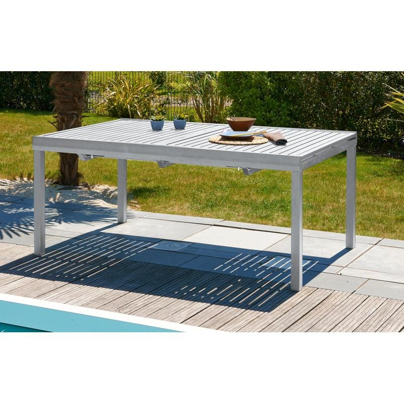 Table d 39 ext rieur dcb garden achat vente de table d for Table exterieur 12 places