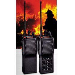 Talkie walkie vibreur