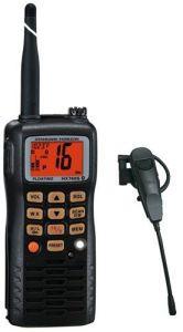 EMETTEUR-RÉCEPTEUR VHF PORTABLE HX-760E
