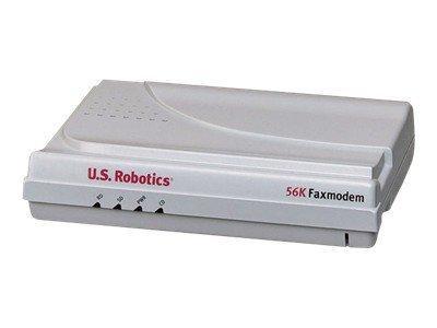 USROBOTICS - FAX / MODEM - RS-232 - 56 KBITS/S - V.90, V.92