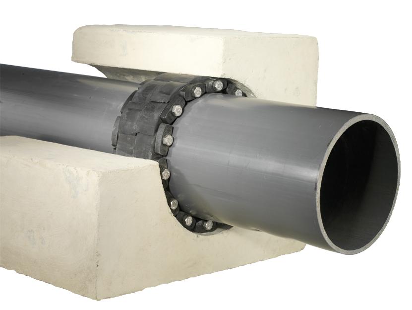 Joint d'etancheite pour traversee de paroi pressio®