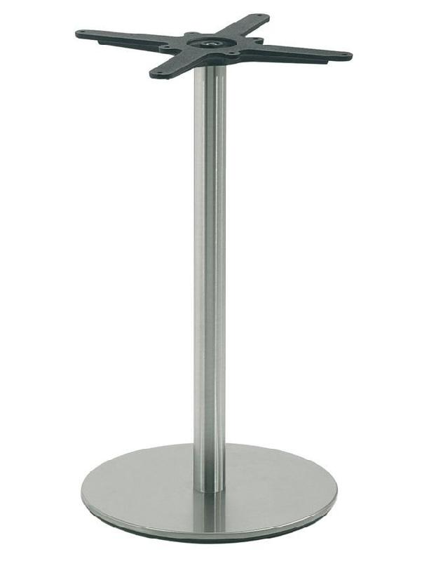 PIED DE TABLE HORUS INOX