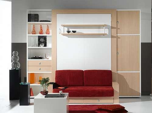 meublus lit escamotable produits lits escamotables. Black Bedroom Furniture Sets. Home Design Ideas