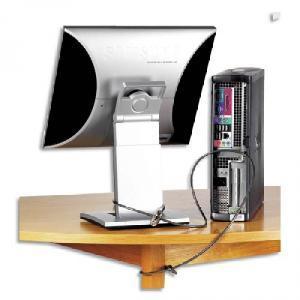 cable antivol pc ecran kensington. Black Bedroom Furniture Sets. Home Design Ideas