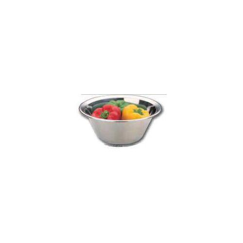 BASSINE TOUT USAGE EN INOX VOGUE PROFESSIONNELLE - 241 MM DE DIAMÈTRE