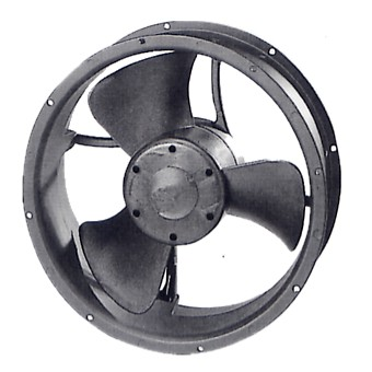 Ventilateur axial tubulaire
