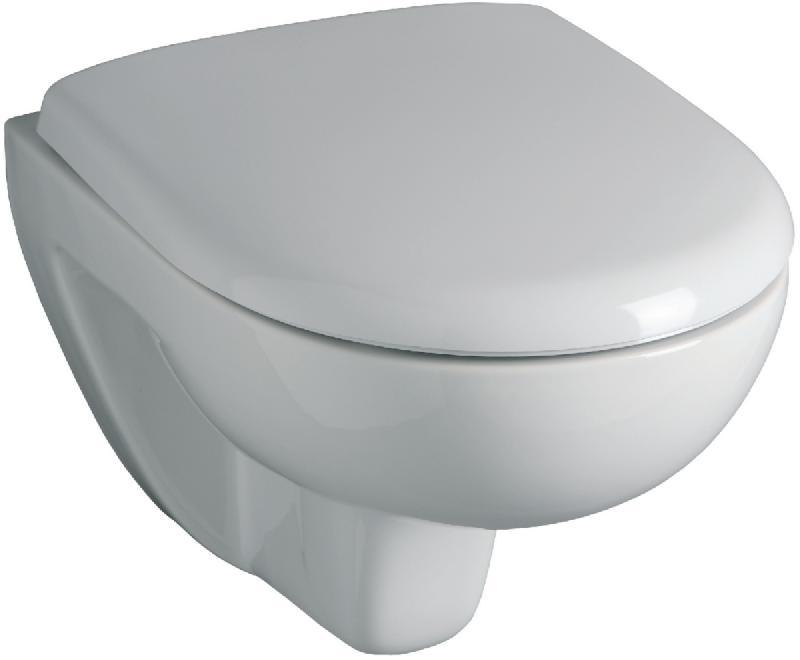 pack wc suspendu compact concerto 2 blanc avec abattant frein de chute 083. Black Bedroom Furniture Sets. Home Design Ideas