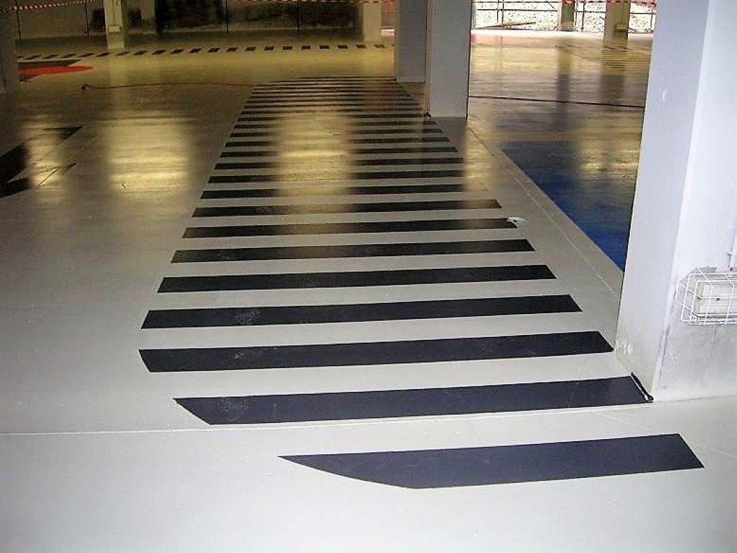 Polyfloor wb - peinture de sol - societe nouvelle tlm - superficie 30 à 40 m² / couche