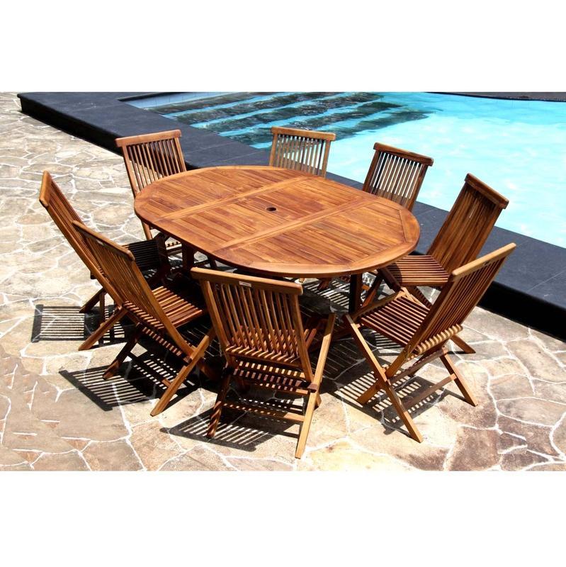 salon de jardin bois dessus bois dessous achat vente de salon de jardin bois dessus bois. Black Bedroom Furniture Sets. Home Design Ideas
