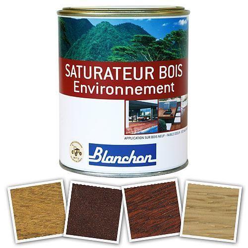 Saturateur bois ext rieur environnement blanchon comparer les prix de saturateur bois - Saturateur bois exterieur ...