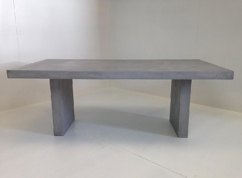 Table a manger tous les fournisseurs table de repas table extensible sejour complet - Table a manger beton ...