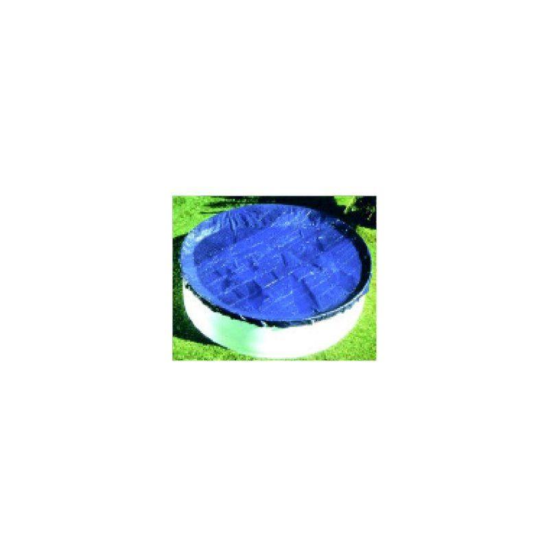 Bache Hiver Eco Verte Compatible Piscine Tropic Octo 505 Piscineo