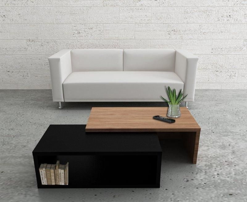 f  table basse modulable