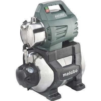 SUPRESSEUR DOMESTIQUE HWW 4500/25 INOX PLUS METABO HWW 4500/25 INOX PLUS