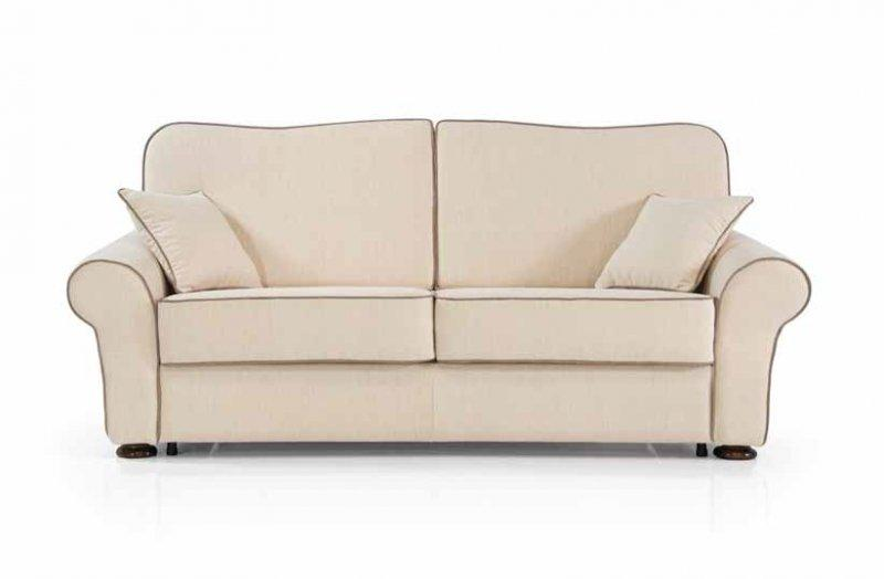 Canape lit 4 places classico convertible rapido 160 190 for Canape 2 places 160 cm