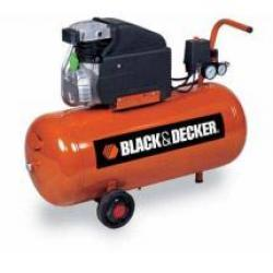 Compresseur d 39 air black decker 50 l - Compresseur d air 50l ...