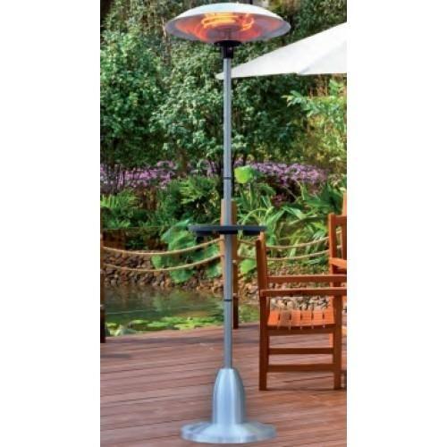 parasols chauffants lectriques comparez les prix pour. Black Bedroom Furniture Sets. Home Design Ideas