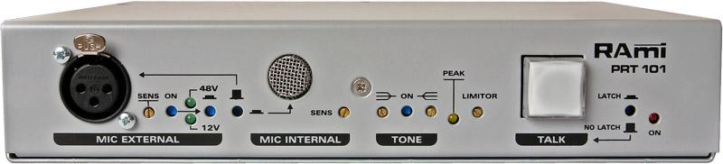 Prt101 - préamplificateur hd pour microphone