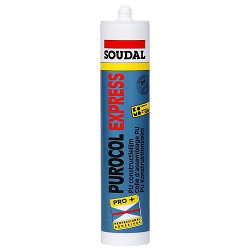 Colle bois soudal achat vente de colle bois soudal for Colle a bois exterieur polyurethane