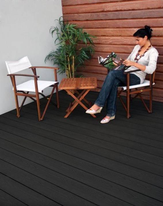 Lame Deck Composite Graphite