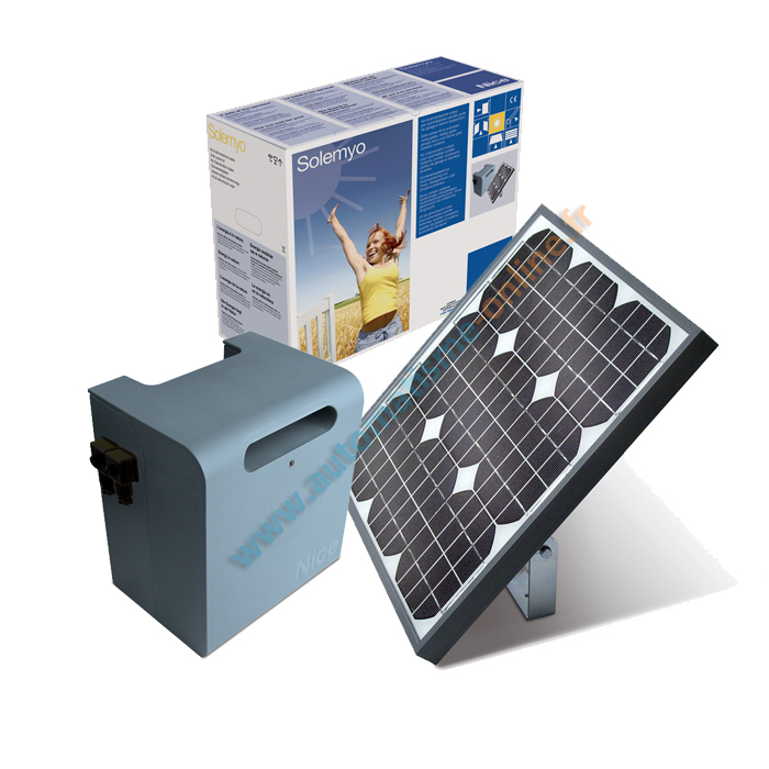 SYKCE KIT D'ALIMENTATION SOLAIRE NICE - NICE