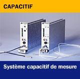 Capteurs de déplacement capacitifs