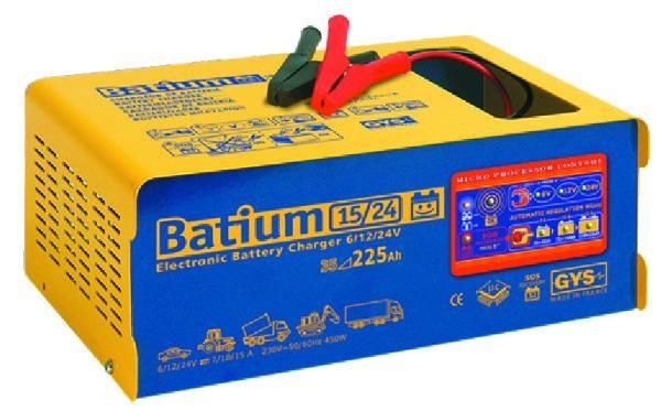 chargeur batterie autom batium 15 24 6 12 24v gys comparer les prix de chargeur batterie autom. Black Bedroom Furniture Sets. Home Design Ideas