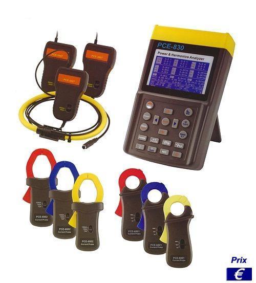 Pce intruments france produits de la categorie autres for Controleur de tension electrique