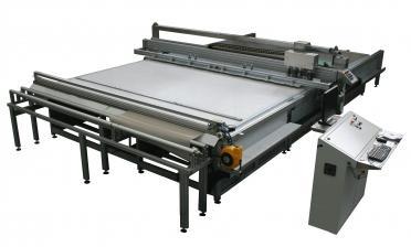 Plotteur de découpe avec table modulable smre - sm-370-ta