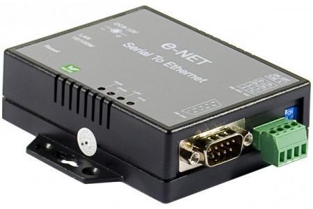 CUC-041200 - SERVEUR ETHERNET 1 PORT SÉRIE RS-232/422/485