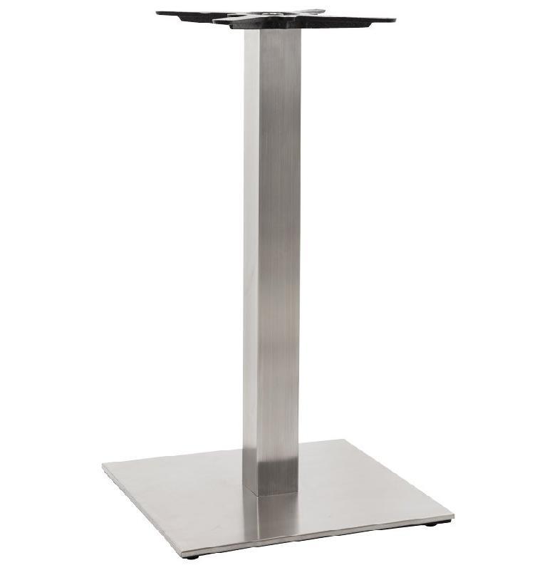 Pi tements pour mange debout comparez les prix pour for Pieds de table 90 cm