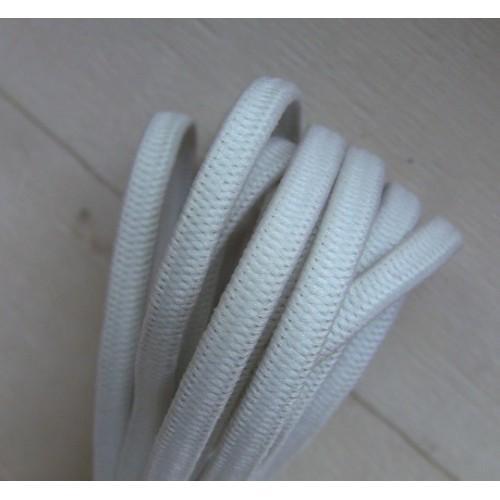 3 mètres / ruban élastique très souple 4 mm x 1 mm blanc ou noir spécial étirements répétés , caoutchouc étroit et épais pour masques
