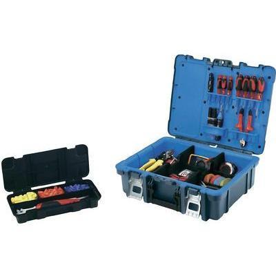 Caisse outils en plastique tous les fournisseurs de - Caisse a outils electricien complete ...